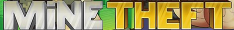 MineTheft 1.8-1.12 minecraft server banner